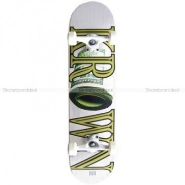 Skateboard Krown Pro Money Roll Complete 7.75