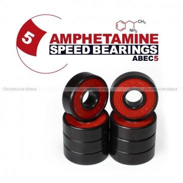 Skateboard Lagers Speedfreak Bearings ABEC-3