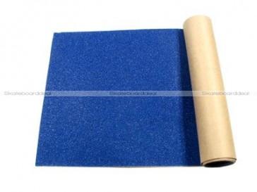 Black Diamond Blue skateboard griptape (9 x 33 inch)