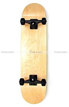 Blank skateboard Moose C Complete 7.75 inch