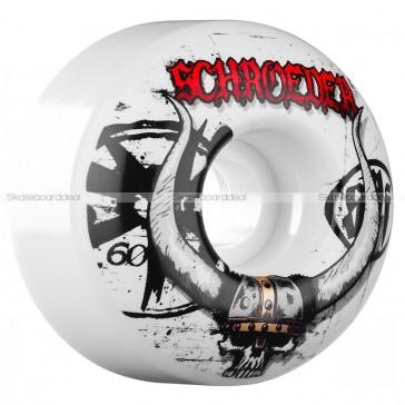 Bones SPF Schroeder Viking 60mm skateboard wielen