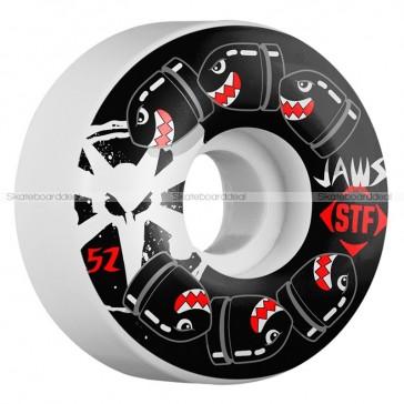 Bones STF Homoki Bill 52mm skateboard wielen
