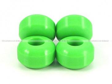 Blank skateboard wheels Green 54mm
