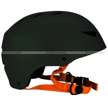 Skateboard Helm AGGR Black