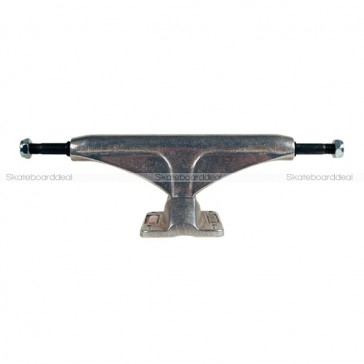 Tracker 129mm Axis silverpolished skateboard truck - SINGLE