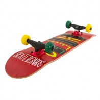 Enuff Abstract Rasta 7.75 Complete skateboard