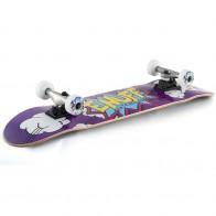 Enuff Pow Purple 7.75 Complete skateboard