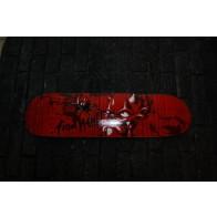 FUA Devil Skateboard Deck 8.0