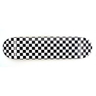 Moose Checkered BCW Complete skateboard