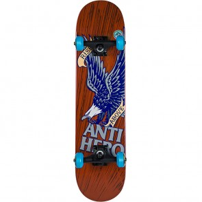 Anti Hero Eagle Rise Above II 7.5 Complete Skateboard