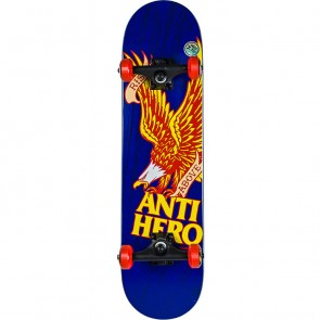 Anti Hero Eagle Rise Above II 7.75 Complete Skateboard