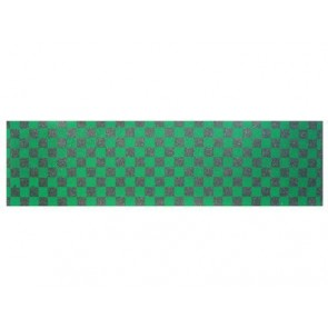 Black Diamond Checkered Green griptape (9 x 33 inch)