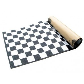 Black Diamond Checkered White griptape (9 x 33 inch)