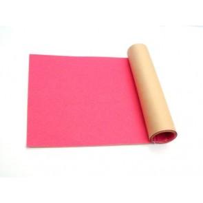 Black Diamond Neon Pink skateboard griptape 9 x 33 inch