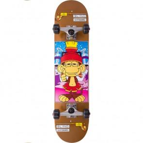 Blind Looney Monkey Bronze 7.6 Complete Skateboard