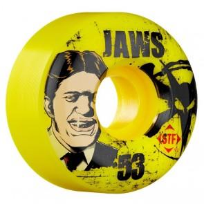 Bones STF Homoki Jawz Yellow 53mm skateboard wielen