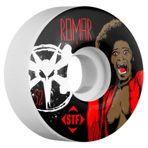 Bones STF Romar Blood 52mm skateboard wielen
