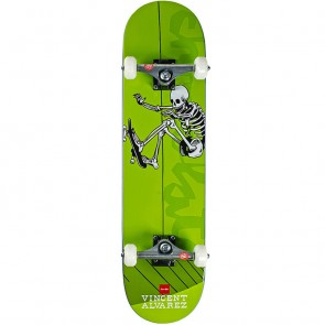 Chocolate Alvarez Day Of The Dead 8.0 Complete Skateboard