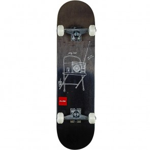 Chocolate Hsu Sketch 7.75 Complete Skateboard
