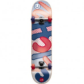 Cliché Dots 7.75 Complete Skateboard