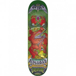 Creature Bingaman 7 Deadly Sins by Kozik 8.3 Skateboard Deck