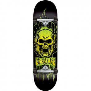 Creature Bonehead 7.875 Complete Skateboard