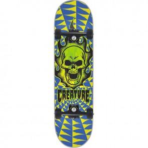 Creature Boneheadzzz 7.4 Mini Complete Skateboard