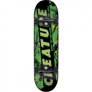 Creature Give'em hell 7.8 Complete Skateboard