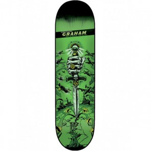 Creature Graham Give`em Hell 8.26 Skatboard Deck