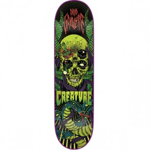 Creature Gravette The Serpent 8.2 skateboard deck