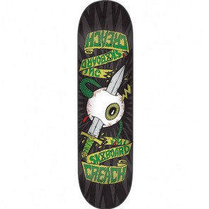 Creature Sacred Symmetry Eye 8.2 Skateboard deck
