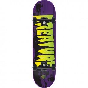 Creature Reverse Stain Micro 6.75 Complete Skateboard
