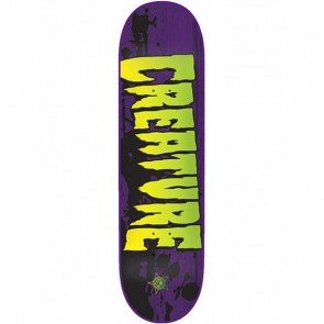 Creature Stained 8.0 Skateboard Deck
