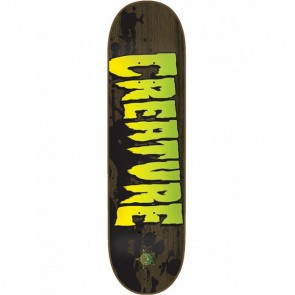 Creature Stained 8.26 Skateboard Deck