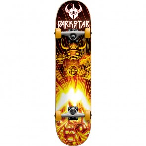 Darkstar Fire 7.6 Complete Skateboard