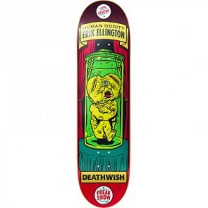 Deathwish EE Freak Show 8.0 skateboard deck