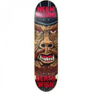 Deathwish Neen Williams Nightmare Skateboard 8.0 skateboard deck