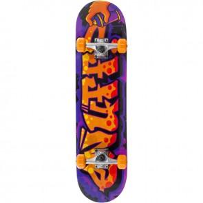 Enuff Graffiti Orange 7.75 Complete skateboard