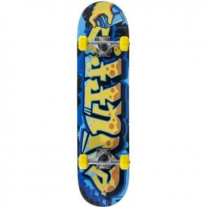 Enuff Graffiti Yellow 7.75 Complete skateboard
