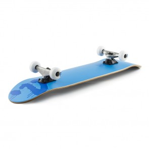 Enuff Logo Blue Mini 7.25 complete skateboard