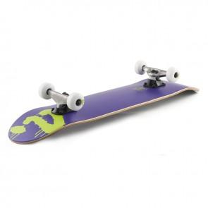 Enuff Logo Purple 7.75 complete skateboard