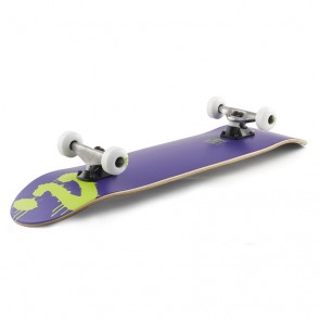 Enuff Logo Purple Mini 7.25 complete skateboard