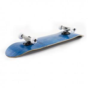 Enuff Logo Stain Blue 7.75 complete skateboard