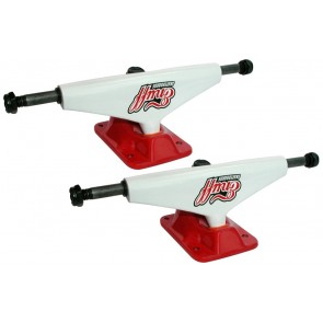 Enuff Strawberry & Cream 5.0 skateboard trucks - SET