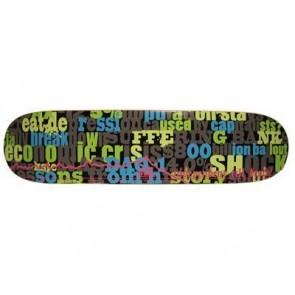 FUA Crisis Skateboard Deck 8.0