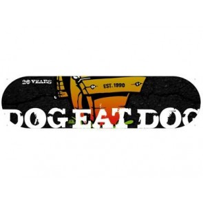 FUA Dog Eat Dog Skateboard Deck 8.00