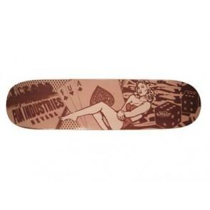 FUA Las Vegas Skateboard Deck 7.875