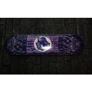 FUA Mat Burger Skateboard Deck 8.125