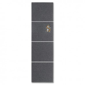 Grizzly Ryan Sheckler OG Bear Griptape Sheet (9 x 33 inch)