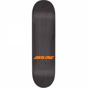 Santa Cruz Black Dot 8.2 Skateboard deck